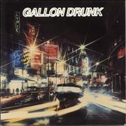 Click here for more info about 'Gallon Drunk - From The Heart Of Town'