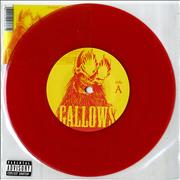 Click here for more info about 'Gallows - Staring At The Rude Bois - Parts 1 & 2 - Coloured Vinyl'