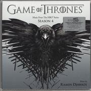 Click here for more info about 'Game Of Thrones - Game Of Thrones (Season 4)  - 180gram Clear Vinyl - Sealed'
