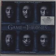 Click here for more info about 'Game Of Thrones - Game Of Thrones (Series 6) - 180gram Red Vinyl - Sealed'