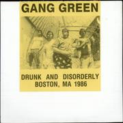 Click here for more info about 'Gang Green - Drunk And Disorderly EP - Blue Vinyl'
