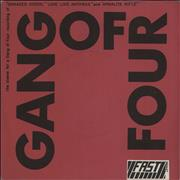 Click here for more info about 'Gang Of Four - Damaged Goods - 1st - EX'