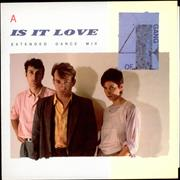 Click here for more info about 'Gang Of Four - Is It Love - Extended Dance Mix'