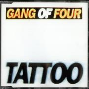 Click here for more info about 'Gang Of Four - Tattoo'