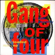 Click here for more info about 'Gang Of Four - To Hell With Poverty - The Loaded Remix EP'