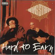 Click here for more info about 'Gang Starr - Hard To Earn'