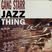 Click here for more info about 'Gang Starr - Jazz Thing'