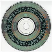 Click here for more info about 'The Gap Band - Addicted To Your Love'