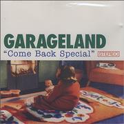 Click here for more info about 'Garageland - Come Back Special'