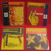 Click here for more info about 'Garageland - Set Of Four Singles'