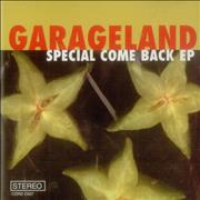 Click here for more info about 'Garageland - Special Come Back EP'