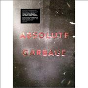 Garbage Absolute Garbage UK DVD