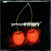 Garbage Androgyny UK 2-CD single set