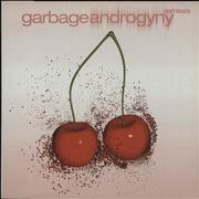 "Garbage Androgyny UK 12"" vinyl"