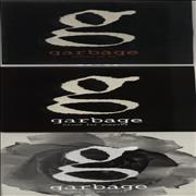 Garbage Battle In Me / Blood For Poppies / Big Bright World UK 3-CD set Promo