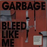 Garbage Bleed Like Me + Slipcase UK CD album