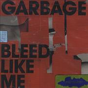 Garbage Bleed Like Me + Why Do You Love Me Mexico 2-CD album set