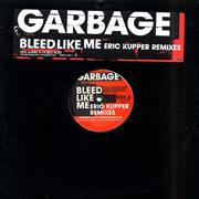 "Garbage Bleed Like Me - Eric Kupper Remixes USA 12"" vinyl Promo"