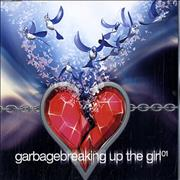 Garbage Breaking Up The Girl UK 3-CD set