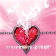 Garbage Breaking Up The Girl UK CD single