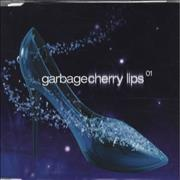 Garbage Cherry Lips- Part 1 UK CD single