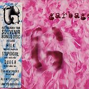 Garbage Garbage - Australian Tour Edition Australia 2-CD album set