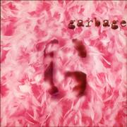 Garbage Garbage - EX UK 2-LP vinyl set
