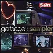 Garbage Garbage:Sampler - The Sun Newspaper CD UK CD single Promo