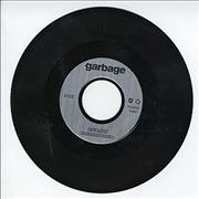 "Garbage I Think I'm Paranoid UK 7"" vinyl"