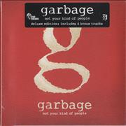 Garbage Not Your Kind Of People - Sealed UK CD album