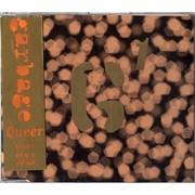 Garbage Queer - CD 1 UK CD single