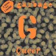 Garbage Queer France CD single