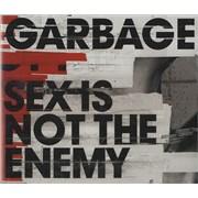 Garbage Sex Is Not The Enemy UK CD/DVD single set