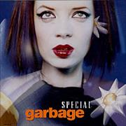 Garbage Special - 4-track USA CD single Promo