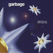 Garbage Special - Parts 1 & 2 UK 2-CD single set