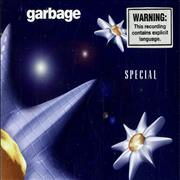 Garbage Special Australia CD single