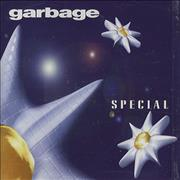 Garbage Special UK cassette single