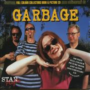 Garbage Star Profile - Cd & Book Germany CD album