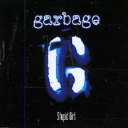 Garbage Stupid Girl UK CD single