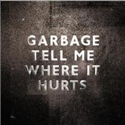 Garbage Tell Me Where It Hurts UK CD/DVD single set