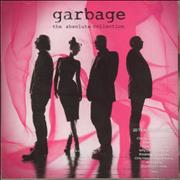 Garbage The Absolute Collection Australia CD album