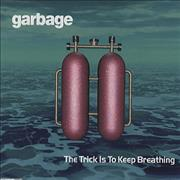 Garbage The Trick Is To Keep Breathing Germany CD single