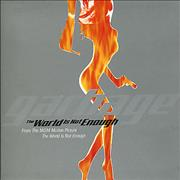 Garbage The World Is Not Enough Germany CD single