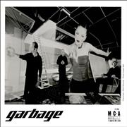 Garbage The World Is Not Enough USA press pack Promo