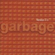 Garbage Version 2.0 UK CD album