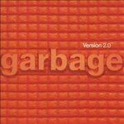 Garbage Version 2.0 UK vinyl LP