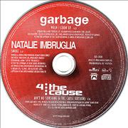 Garbage When I Grow Up Mexico CD single Promo