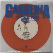 Click here for more info about 'Gardenia - Chiquita Linda - Salmon Pink Vinyl'
