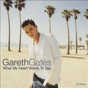 Click here for more info about 'Gareth Gates - Collection Of 4 Promotional CD Singles'