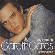 Click here for more info about 'Gareth Gates - Say It Isn't So'